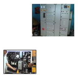 Electrical Control Panel for Motors
