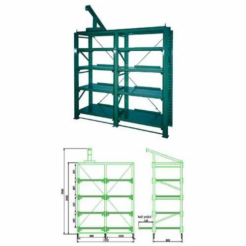 Mold racks - Die Storage Racking System Manufacturer from