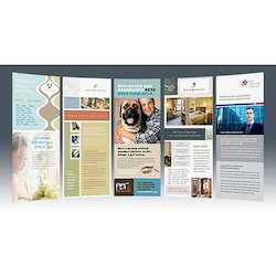 Brochure and Pamphlet Designing Services