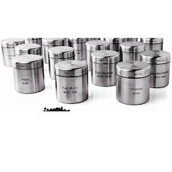 Manufacturers Suppliers of Stainless Steel Spice Box SS Spice
