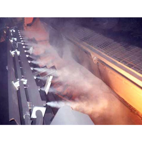 Dry Fog Dust Suppression Systems Integrated Industrial