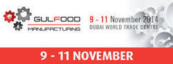 The world's biggest annual food & hospitality show in Dubai from 09th Nov. to 11th Nov. 2014.