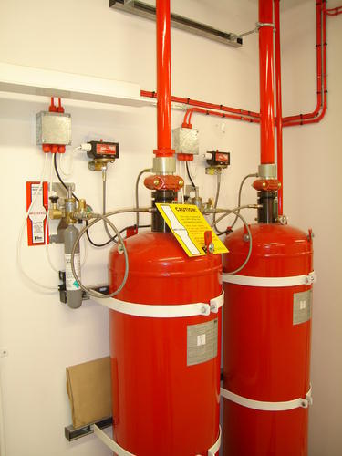 Fm200 Gas Suppression System Fire Fighting Amp Prevention
