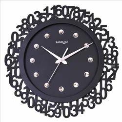 Designer Crystal Clocks