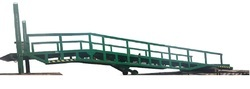 Portable Railway Sliding Ramp