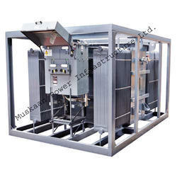 Compact Substations - Skid Base Package Substations Transformers