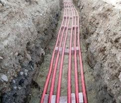 Cable Services In My Area >> Underground Cable Laying, Underground Cabling in India