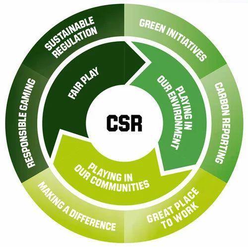 Corporate Social Responsibility (CSR) in Gotri Main Road, Vadodara, Green  Circle Inc | ID: 9867675430