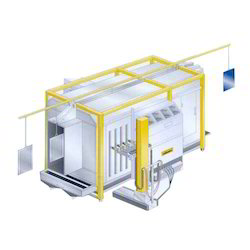 Integral C Powder Recovery System