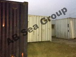 Shipping Container Handling Service