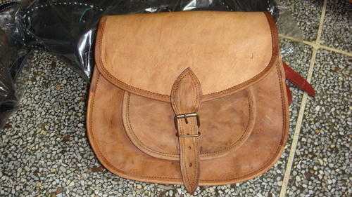 Camel Leather Handbags
