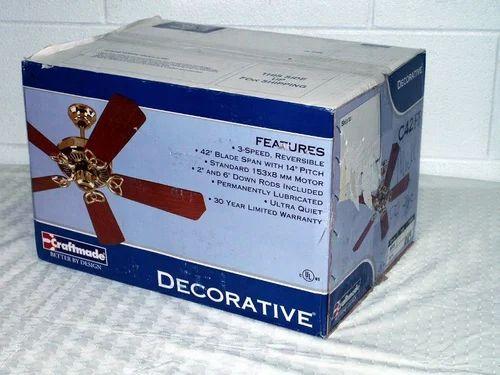 Ceiling fan boxes vee kay enterprises manufacturer in jawahar ceiling fan boxes mozeypictures Images