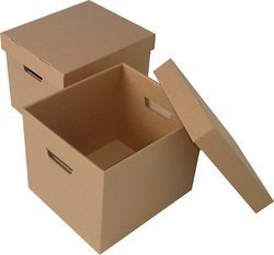 Corrugated Packing Paper Box
