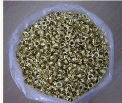 Round Brass Eyelet