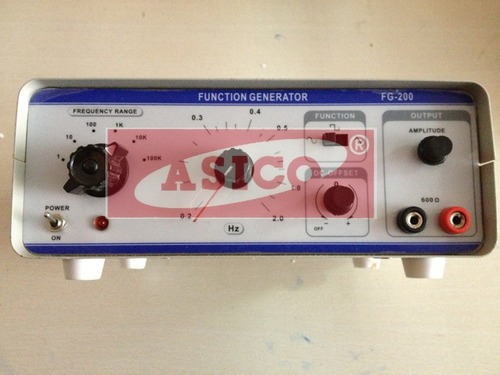 Audio Frequency Generator : Audio frequency function generator hz to khz ae