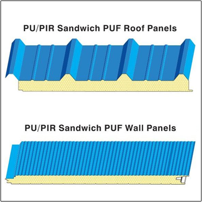 Puf Sheet Thickness 30mm Rs 115 Square Feet Accord