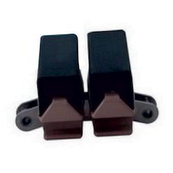 1873 Tab Gd Series Side Flexing Snap On Closed Gripper
