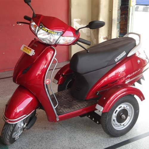 Scooter For Handicapped Manufacturer From Cyberabad