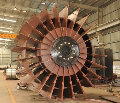 Rotary Air Preheater - Renovation & Modernization of Old Air preheaters  Manufacturer from Tiruchirappalli