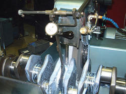 Crankshaft Grinding Services, Crankshaft Grinding Job Work
