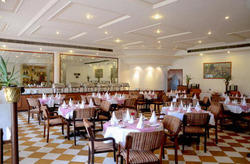 Mughal Court Dining