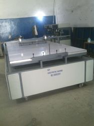 Sign Board Screen Printing Machine