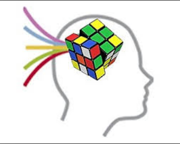 Image result for spatial reasoning brain clipart