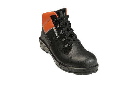 reputable site cheap for sale newest Mayur Black Safety Shoe, Size: 6-12, Rs 700 /pair, Mayur Leather ...