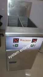 Cold Bain Marie and Hot Bain Maire