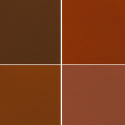 Tan Artificial Leather Cloth
