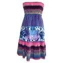 Cotton Woven Printed Dress