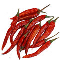 Dehydrated Pepper