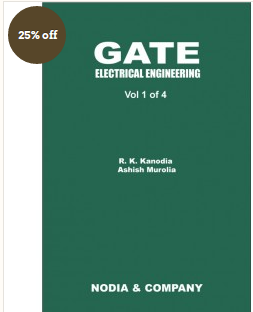 Gate Mcq For Electrical Engineering Vol-1 - Nodia