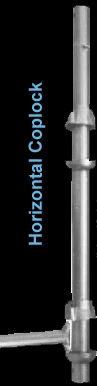 Horizontal Cuplock Scaffolding