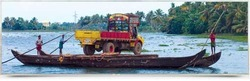 Historical Backwater Tour Package