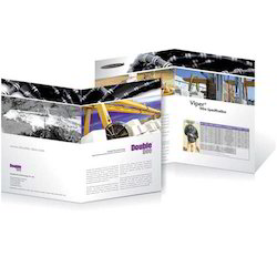 Send By Client Brochure Printing Service