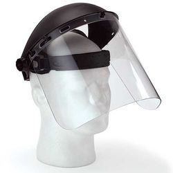 B Type Face Shields