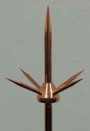 Conventional Type Lightning Arrester Doksun Power
