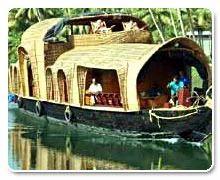Kerala's Backwaters Tour