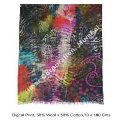 Digital Printed Pashmina Scarves