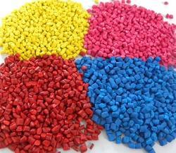 Colored Pp Plastic Recycled Granules