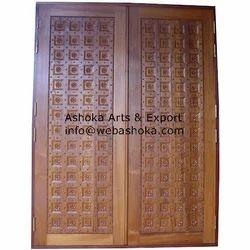 Antique Doors Wooden Minakari Door Exporter From Udaipur