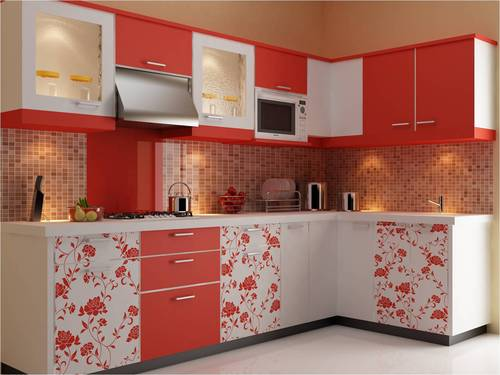 Modular Kitchen Decoration Services Modern Kitchen Designing Smart Kitchen Designing म ड य लर क चन ड ज इन ग म ड य लर रस ई ड ज इन ग Mittal Company Ghaziabad Id 4639245730