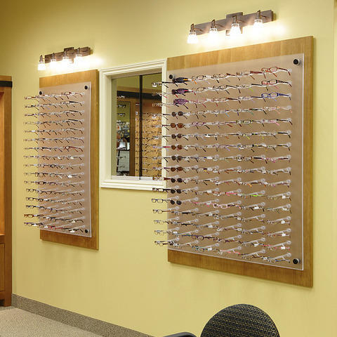 Acrylic Spectacle Frame Displays, Acrylic Pmma & Polycarbonate ...