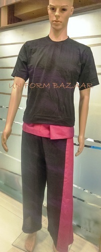Cotton cheap thai spa uniforms gaurav international for Uniform thai spa