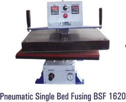 Pneumatic Single Bed Fusing BSF