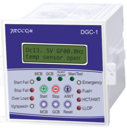 Electric AMF Controller