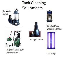 Water Tank Cleaning Equipment Complete Kit