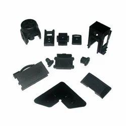 黑色电气塑料模压组件