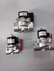 Solenoid Valves For S.S.